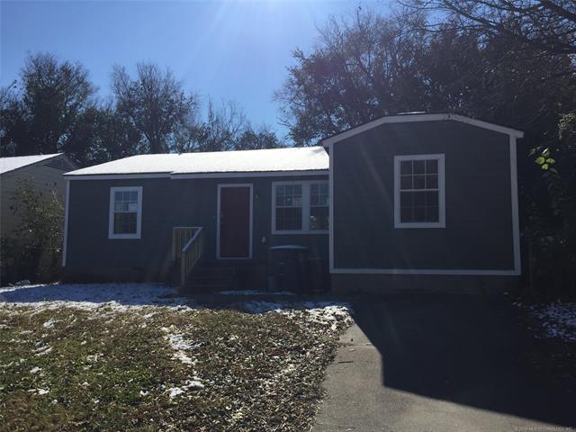 512 E Marshall Street, Tulsa, OK 74106 (MLS #1842575) :: American Home Team