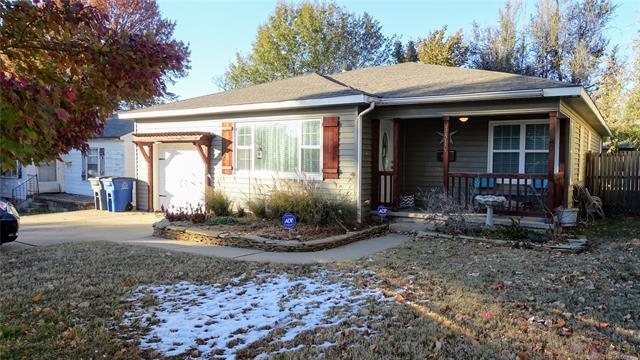 3519 E 29th Street, Tulsa, OK 74114 (MLS #1842578) :: American Home Team