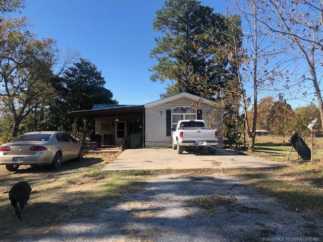 8869 SW 124th Road, Wilburton, OK 74578 (MLS #1842591) :: American Home Team