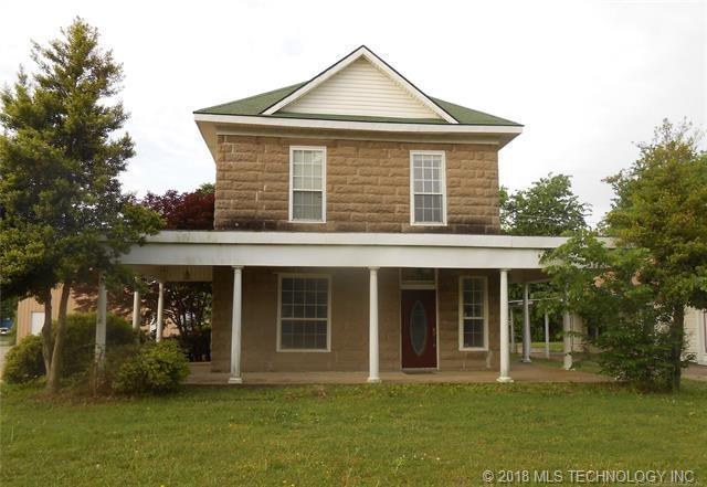 1515 E Okmulgee Street, Muskogee, OK 74403 (MLS #1842645) :: Hopper Group at RE/MAX Results