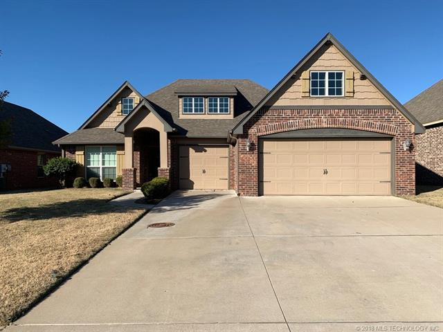 3715 W 106th Street S, Jenks, OK 74037 (MLS #1842723) :: Hopper Group at RE/MAX Results