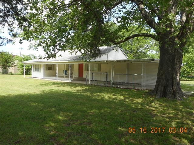 1110 S Reavis Road, Claremore, OK 74017 (MLS #1842746) :: Hopper Group at RE/MAX Results