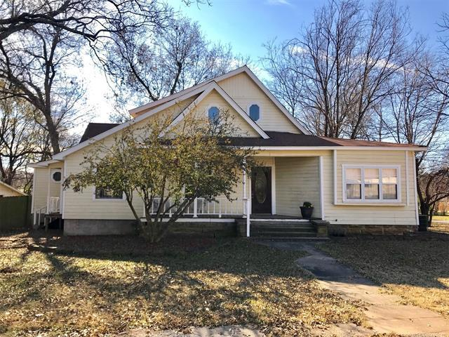 24 Townsend Avenue, Mcalester, OK 74501 (MLS #1842824) :: American Home Team
