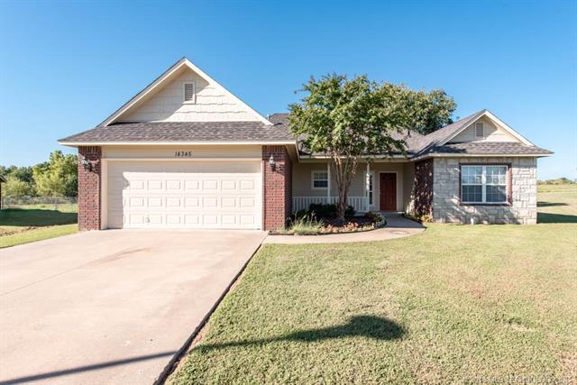 14345 N 50th West Avenue, Skiatook, OK 74070 (MLS #1842832) :: Hopper Group at RE/MAX Results