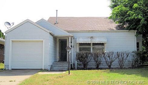 611 N Main Street, Sand Springs, OK 74063 (MLS #1842848) :: Hopper Group at RE/MAX Results