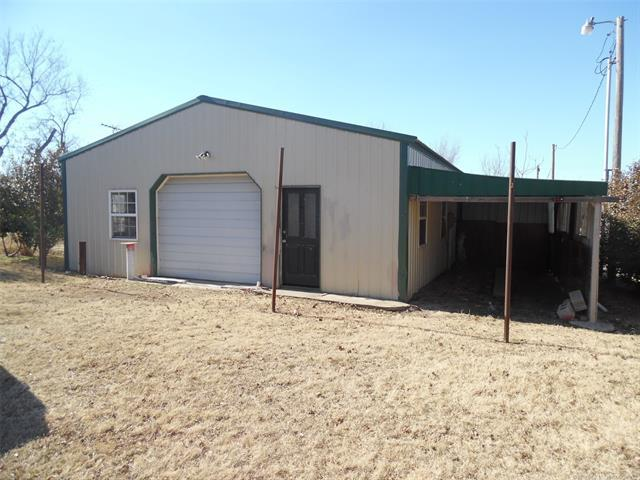 202 S Jones Avenue, Drumright, OK 74030 (MLS #1842933) :: Hopper Group at RE/MAX Results