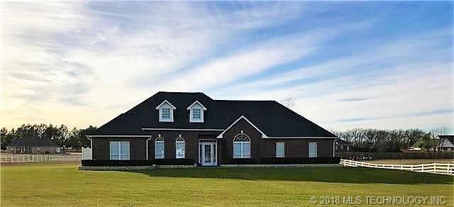 143 Willowbend Lane, Atoka, OK 74525 (MLS #1842965) :: Hopper Group at RE/MAX Results