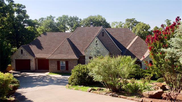 1444 Robin Hood Road, Eufaula, OK 74432 (MLS #1843402) :: American Home Team