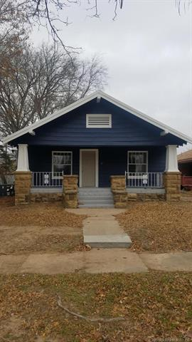 1105 E 3rd Street, Okmulgee, OK 74447 (MLS #1843562) :: Hopper Group at RE/MAX Results