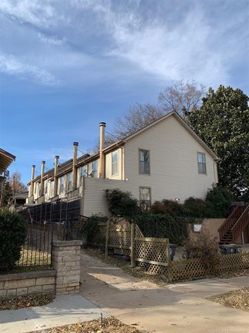 1424 S Saint Louis Avenue #1, Tulsa, OK 74120 (MLS #1843721) :: American Home Team