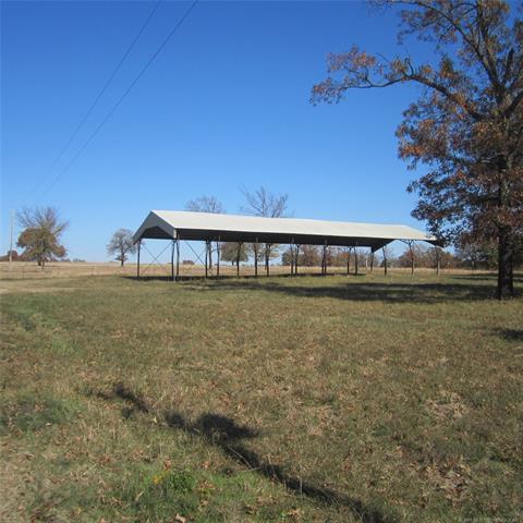 E County Road 1200, Stigler, OK 74462 (MLS #1843852) :: American Home Team