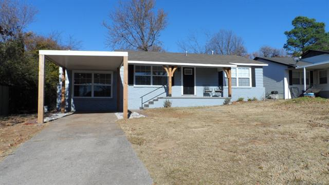 1601 E Osage Avenue, Mcalester, OK 74501 (MLS #1843919) :: American Home Team