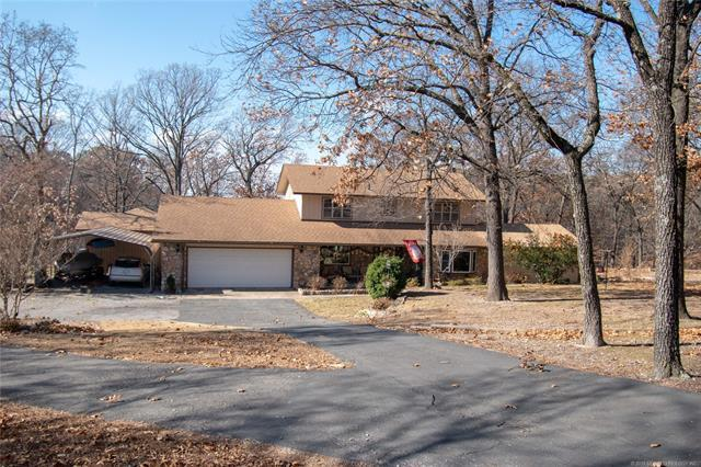 130 Plum Tree Road, Salina, OK 74365 (MLS #1844030) :: American Home Team