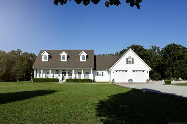 11338 County Road 3589, Ada, OK 74820 (MLS #1844192) :: American Home Team