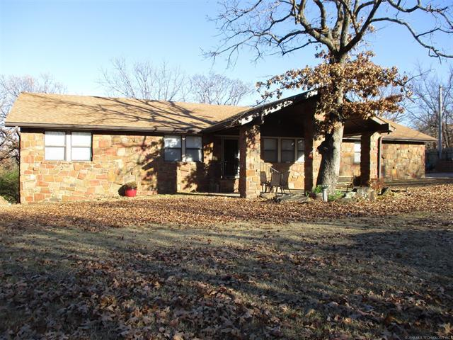 50 Channel Point Road, Eufaula, OK 74432 (MLS #1844236) :: Hopper Group at RE/MAX Results