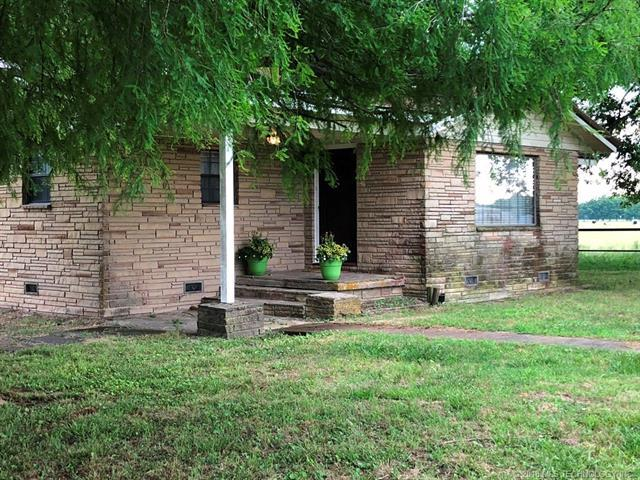 264 Walton Road, Indianola, OK 74442 (MLS #1844247) :: Hopper Group at RE/MAX Results