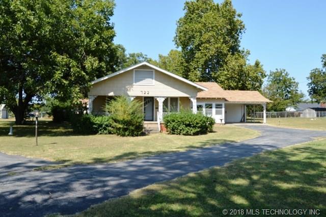 722 E Wrangler Boulevard, Seminole, OK 74868 (MLS #1844405) :: American Home Team