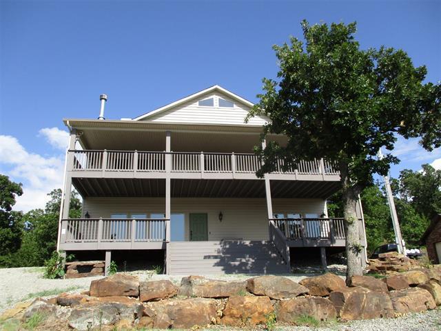 152 Cherokee Drive, Stigler, OK 74462 (MLS #1844556) :: Hopper Group at RE/MAX Results