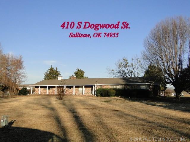 410 Dogwood Street, Sallisaw, OK 74955 (MLS #1844791) :: American Home Team