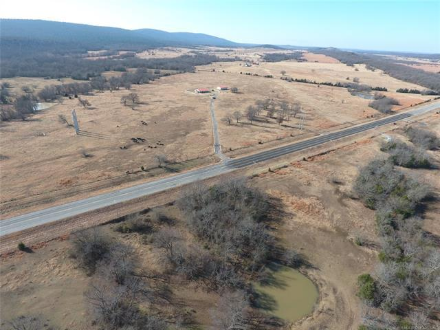 Hwy 1, Hartshorne, OK 74547 (MLS #1845101) :: American Home Team