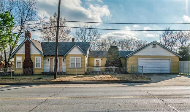 4104 S 31st West Avenue, Tulsa, OK 74107 (MLS #1845155) :: American Home Team