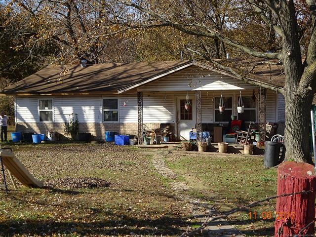 2224 S 446 Road, Salina, OK 74365 (MLS #1845165) :: American Home Team