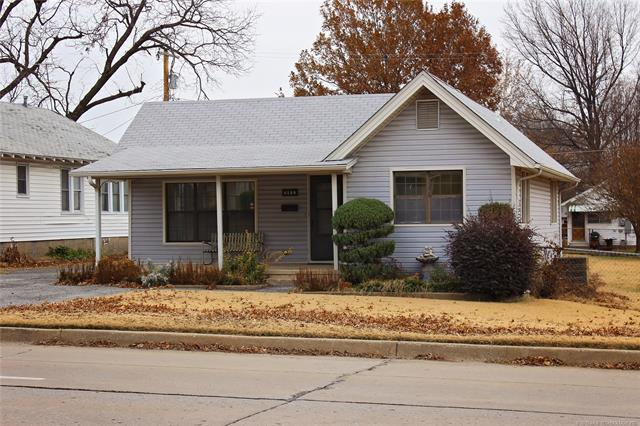 4149 S 33rd West Avenue, Tulsa, OK 74107 (MLS #1845616) :: American Home Team