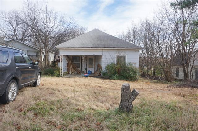 410 N 3rd Street, Henryetta, OK 74437 (MLS #1845885) :: Hopper Group at RE/MAX Results