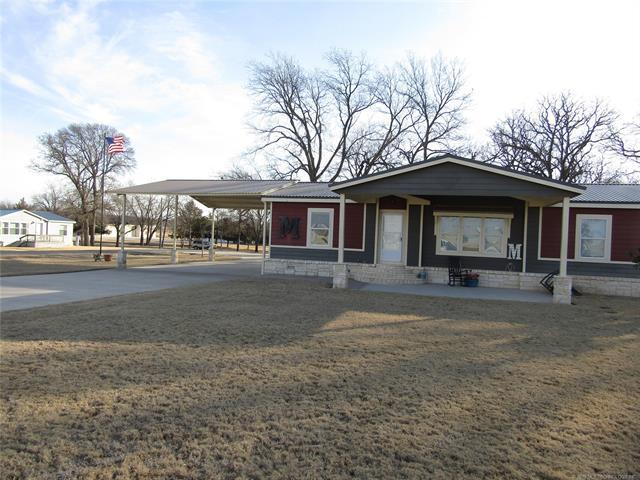 4770 Angler Circle, Kingston, OK 73439 (MLS #1900058) :: Hopper Group at RE/MAX Results