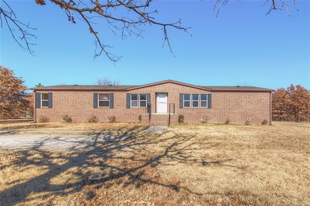 10763 W 158th Street North, Skiatook, OK 74070 (MLS #1900749) :: Hopper Group at RE/MAX Results