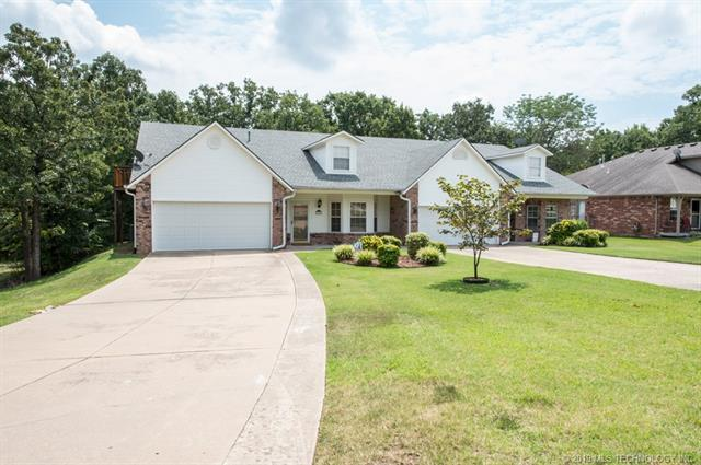 522 Antry Place, Catoosa, OK 74015 (MLS #1901094) :: RE/MAX T-town