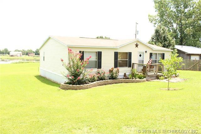 114495 S 4203 Road, Checotah, OK 74426 (MLS #1901128) :: Hopper Group at RE/MAX Results