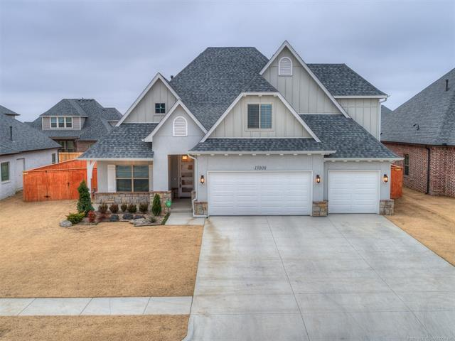 13008 S 2nd Place, Jenks, OK 74037 (MLS #1901148) :: American Home Team