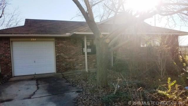 222 E 149th Street S, Glenpool, OK 74033 (MLS #1901164) :: 918HomeTeam - KW Realty Preferred