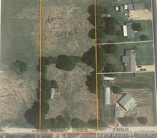 E 134th Street S, Coweta, OK 74429 (MLS #1901437) :: RE/MAX T-town
