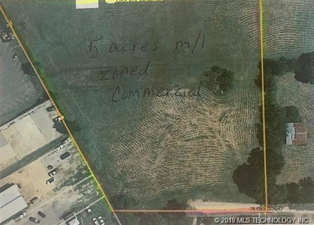 E 134th Street S, Coweta, OK 74429 (MLS #1901439) :: RE/MAX T-town