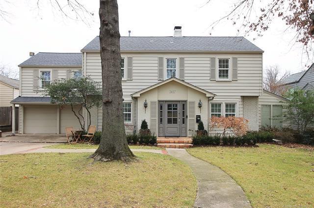 2427 E 23rd Street, Tulsa, OK 74114 (MLS #1901620) :: 918HomeTeam - KW Realty Preferred