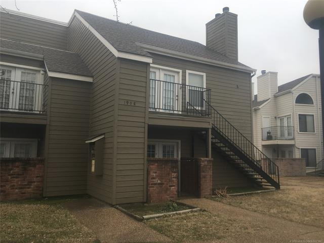 1908 E 66th Place #201, Tulsa, OK 74136 (MLS #1901721) :: Hopper Group at RE/MAX Results