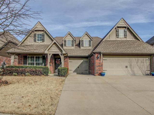 1943 E 134th Street S, Bixby, OK 74008 (MLS #1901886) :: American Home Team