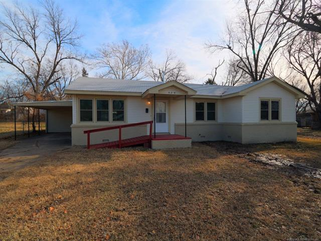 639 S Mounds Street, Sapulpa, OK 74066 (MLS #1901938) :: RE/MAX T-town