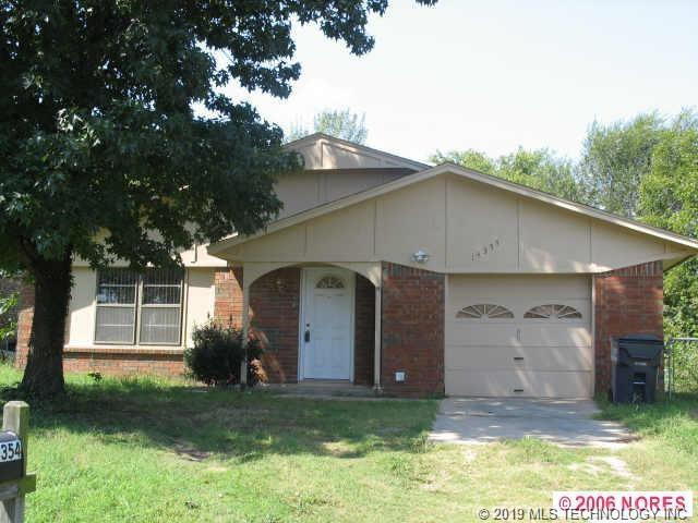 14354 S College Street, Glenpool, OK 74033 (MLS #1902006) :: 918HomeTeam - KW Realty Preferred