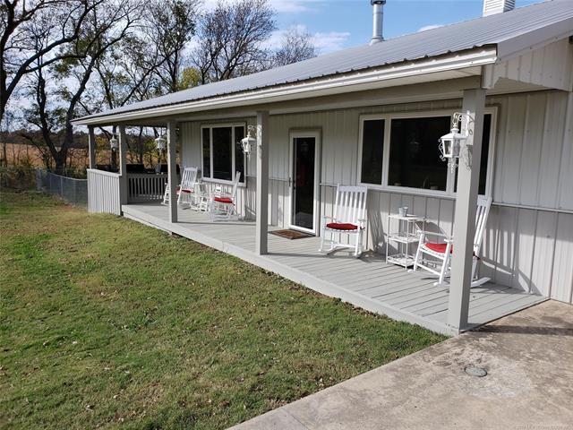 15400 S 4150 Road, Claremore, OK 74017 (MLS #1902228) :: RE/MAX T-town