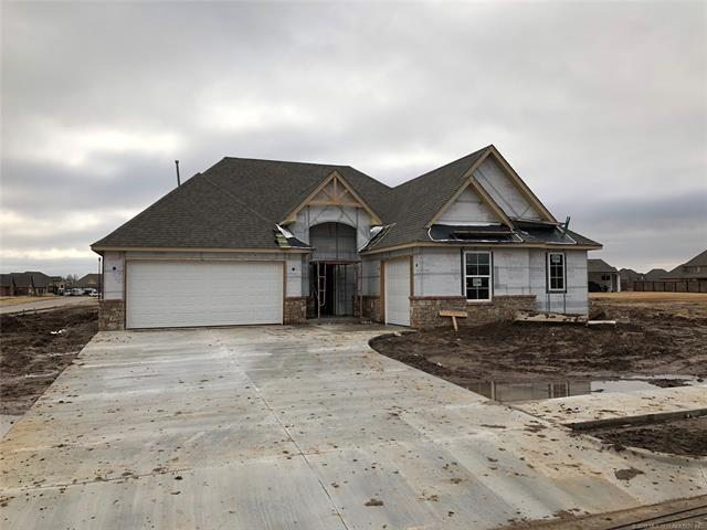 7434 E 124th Place S, Bixby, OK 74008 (MLS #1902309) :: 918HomeTeam - KW Realty Preferred