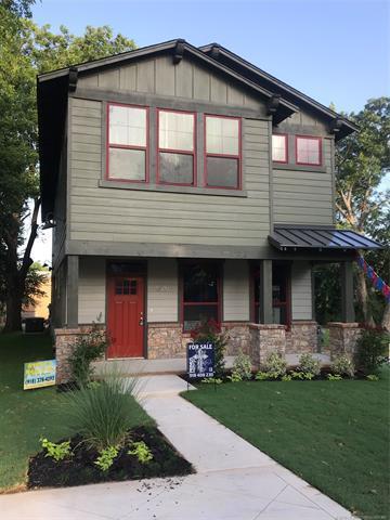 520 N 1st Street, Broken Arrow, OK 74012 (MLS #1902328) :: 918HomeTeam - KW Realty Preferred