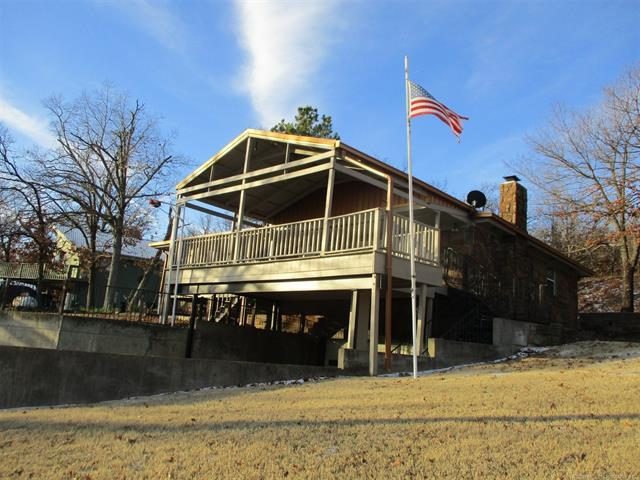 3230 Bristow Point Road, Mcalester, OK 74501 (MLS #1902420) :: Hopper Group at RE/MAX Results