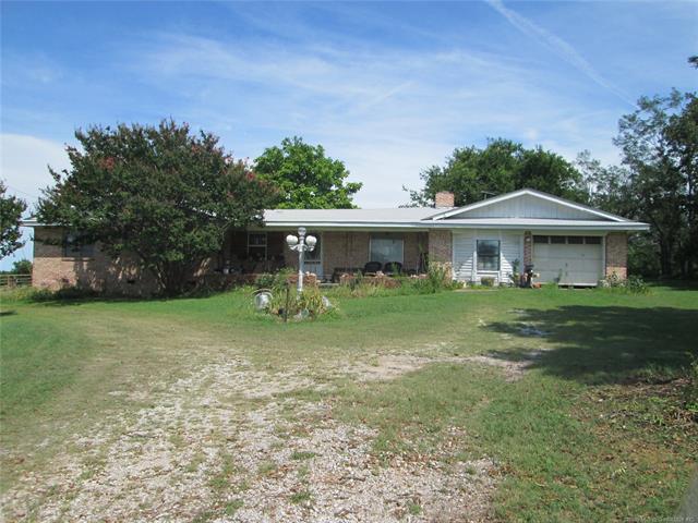 19600 County Road 3460, Roff, OK 74865 (MLS #1902427) :: American Home Team