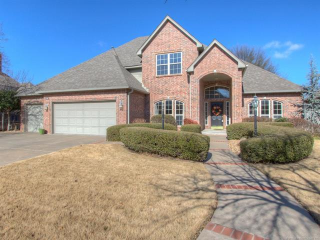 6611 E 116th Street S, Bixby, OK 74008 (MLS #1902475) :: Hopper Group at RE/MAX Results
