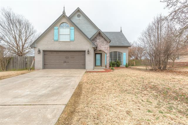 2440 E 140th Place S, Bixby, OK 74008 (MLS #1902521) :: RE/MAX T-town
