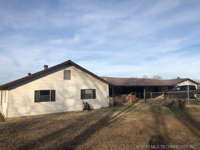 4418 Rock Creek Road, Mcalester, OK 74501 (MLS #1902582) :: Hopper Group at RE/MAX Results
