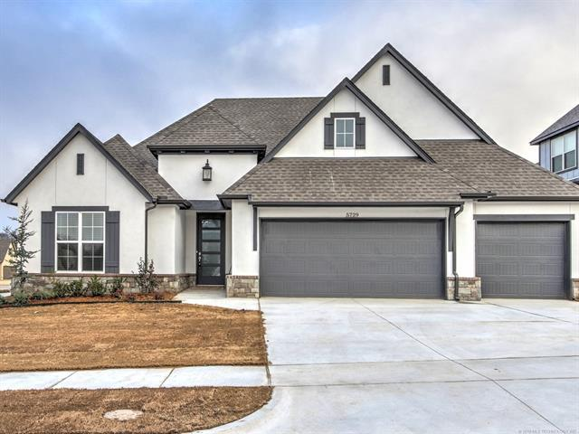 5729 E 143rd Place, Bixby, OK 74008 (MLS #1902599) :: American Home Team